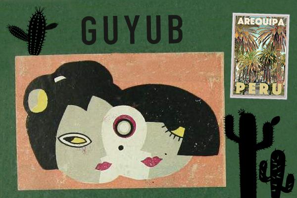GUYUB ON FANGO RADIO #6  |  AREQUIPA (PERU)